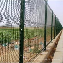 Оцинкованная 358 Высоким Забором Безопасности / Анти Лазить 358 Высокий Уровень Безопасности Забор