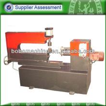 Automatic round metal slitting machine