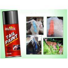 Autokem Aerosol Spray Animal Tail Marking Paint / Tail Paint