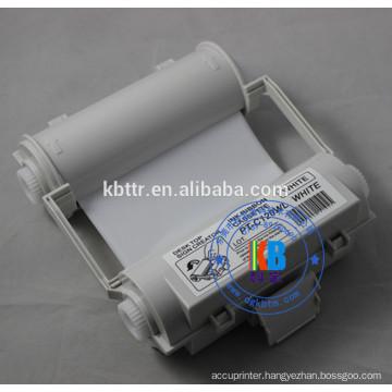 Max bepop white ink ribbon 120mm*55m for CPM-100HG3C sign marking machine printer
