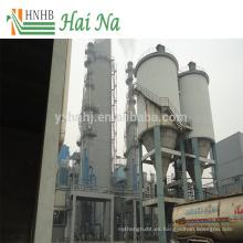 Depurador de la contaminación del aire de Venturi Structure Dust Cleaning