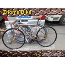 Bicicleta bicicletas/motos/estrada Fixie bicicleta de corrida fixo Bike/olhais engrenado quadro e garfo