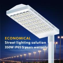 Luz de rua exterior do diodo emissor de luz de IP65 350W com 5 anos de garantia (QH-LD7C-350W)