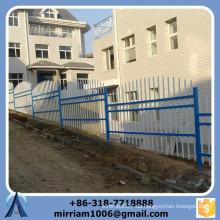 Fabrik direkt maßgeschneiderte Qualität schwarze Treppe Schritt Hang Zaun (Made in China)