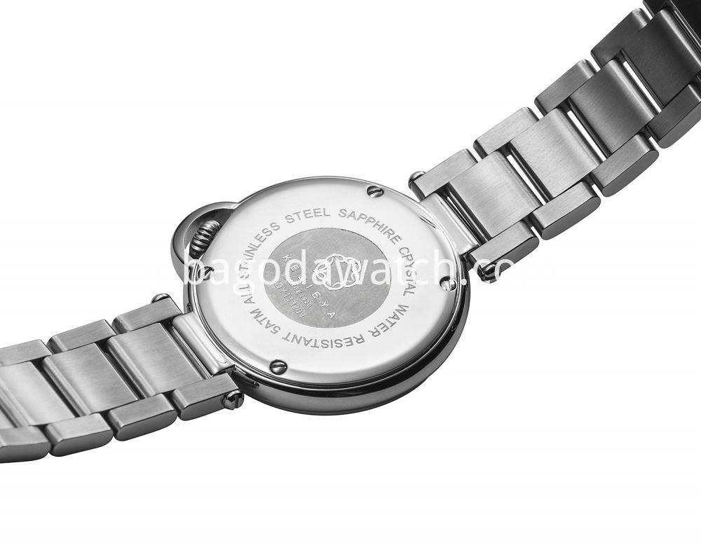 Screw Stainless Steel Caseback