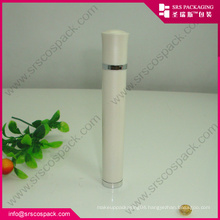 Roll On Electronic Vibrating Series White Straight Round Eye Cream Beauty Cosmetic Roller Ball Bottle