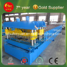 Wall Panel Color Steel Sheet Glazed PLC Roll Forming Machine