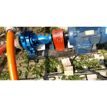 series portable 4 inch diesel water pump