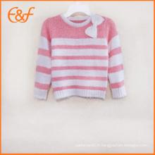 Chandail Design pour les filles de bébé coupent le chandail de petites filles