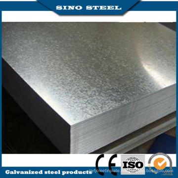 SGCC Z100 Hot Dipped Zinc Coated Galvanized Steel Sheet