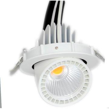 10W 15W pequeña luz de techo del tronco del LED