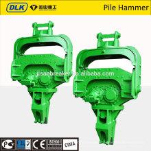excavator mounted vibro hammer for 20-24ton excavator