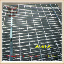 Welded Steel Bar Grating for Stair Tread