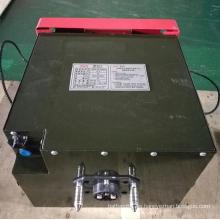 Sistema LiFePO4 de batería de litio de 48V 60AH para AGV