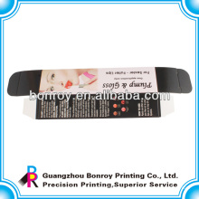 Impresión de la caja de empaquetado de la botella del tubo para el cosmético