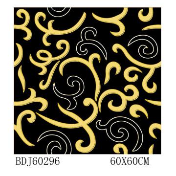 Manufactory of Carpet Tiles Crystal Flower à Foshan (BDJ60296)