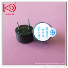 Stable Magnetic Active Pin Type 09055 Performance Buzzer