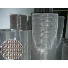 Filtro de aço inoxidável de 20 microns / malha de arame