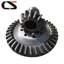 Original shantui SD13 dozer spiral bevel gear