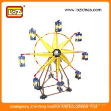 Loz electronic bricks toy/educational building block toy
