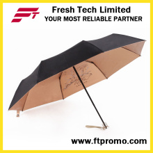 Fashionable Folding Umbrella for Manual Open