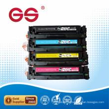 Compatible color laser printer for HP cf400a cf401a cf402a cf403a toner cartridge