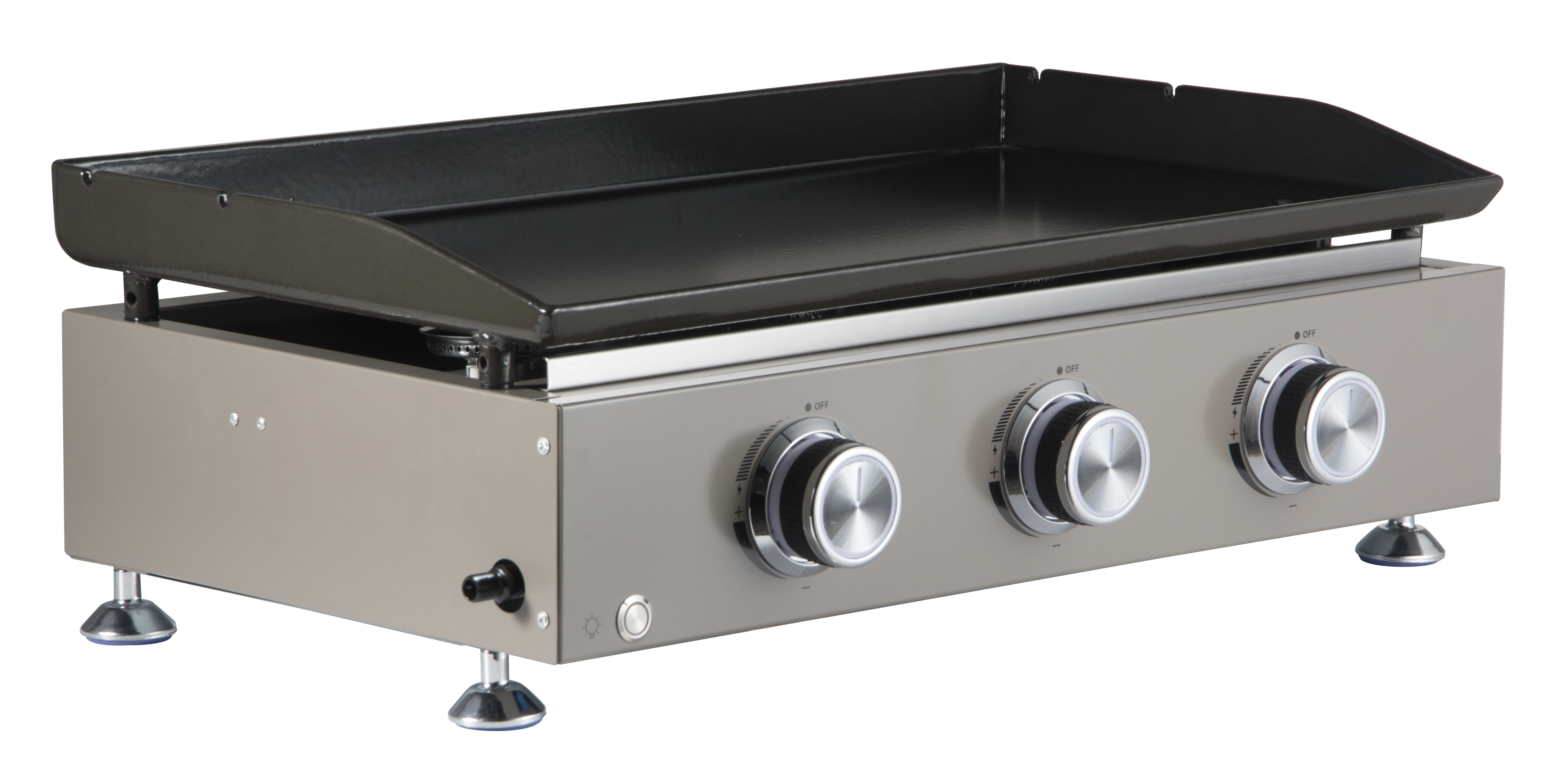 Outdoor Flat Top Gas Griddle