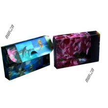 2015 Rectangle Printed 3D Lenticular Packaging Box