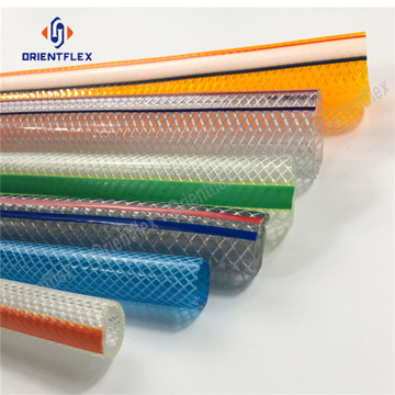 Flexible transparent en PVC renforcé