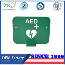 China manufacturer customization aed wall bracket for heartsine defibrillator