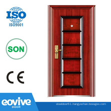 Safety design iron door for homes