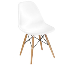 Armless Eames Chair Plastic Chair
