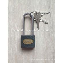 2014 cheap Grey iron padlock