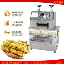 Electric Sugarcane Juice Making Sugar Cane Juice Extractor Machine