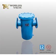 Корзина фильтра используется для трубопровода