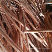 Pure Copper Scrap Copper Wire Scrap 99.95% Coper Wire Milberry Scrap