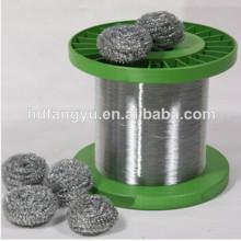 0.22mm Galvanized Wires for scourer