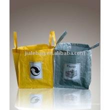 Lixo Lixo (pp tecido saco)