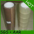 40mic Transparent BOPP Tape Jumbo Roll, OPP Tape Roll