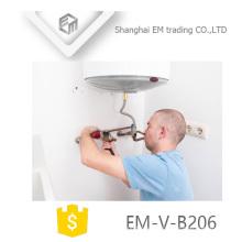 EM-V-B206 Manul válvula de radiador termostática para calentador de agua
