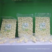 Fresh peeled Garlic Clove In 1kg Bag