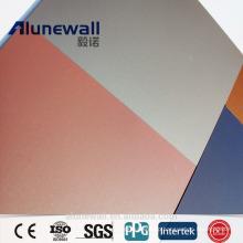 Alunewall 3mm double side 0.3 aluminium thickness spectra Chameleon DreamX Aluminium Composite Panel acp