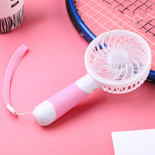 Mini Air Cooler Rechargeable Handy Fan for Outdoor