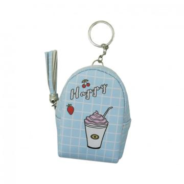 ICE CREAM COIN PURSE KEYRING-0