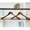 Extra-Wide  Shoulder  Wood  Suit Hangers