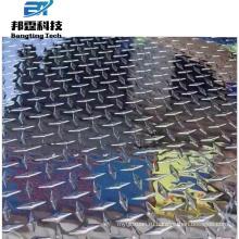1100 3003 Выбитая алюминиевая катушка клетчатый пластины для шага ступить