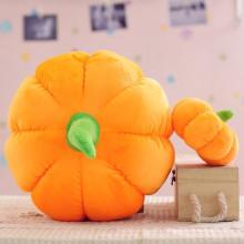 Halloween festival plush stuffed pumpkin toy