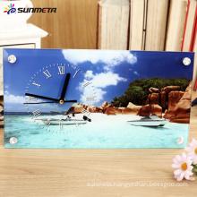 sublimation glass photo frame BL-28 300*160*5