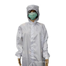 CE ISO Certified Semiconductor Electronics Industries Use ESD Anti Static Work Clothes