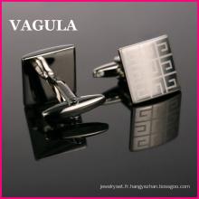 VAGULA haute qualité Laser Français manchette (HL10168)